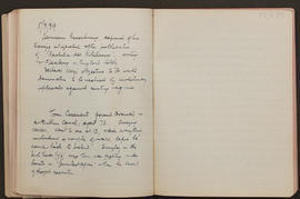 Diary: September 1938 - March 1939, p0043